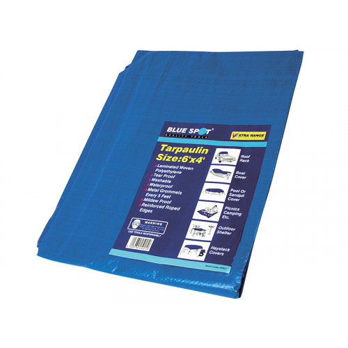 Tarpaulin 6 x 4 feet (Approx Size ONLY)