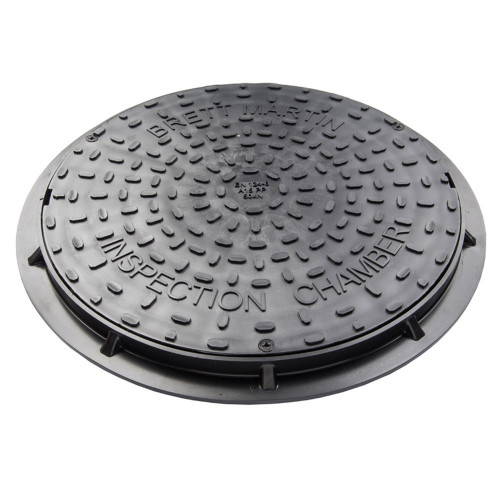 450MM DIA. SECURED PLASTIC COVER FOR DRIVEWAYS 35kN