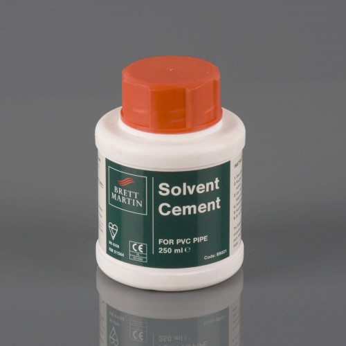 SOLVENT CEMENT 250ML