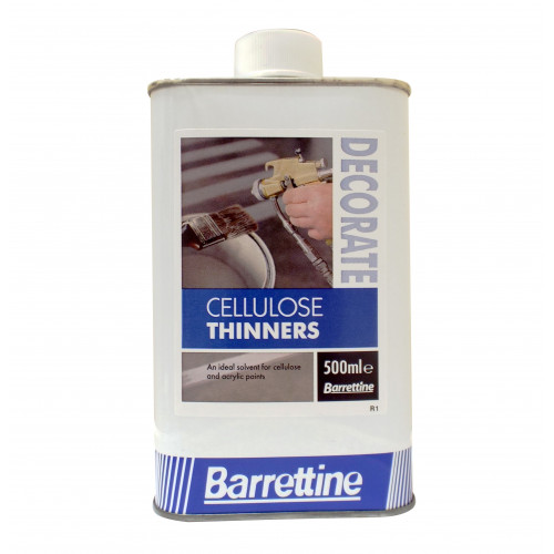 Barrettine Cellulose Thinners 500ml