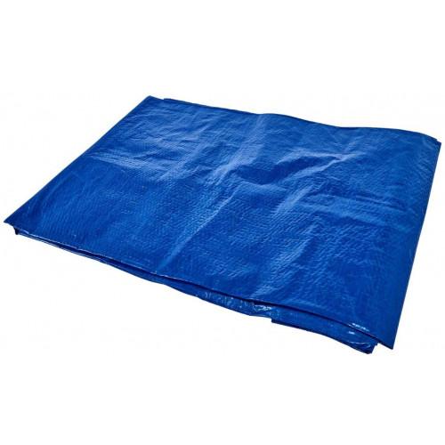BLUE TARPAULIN  6.9m x 5.0m