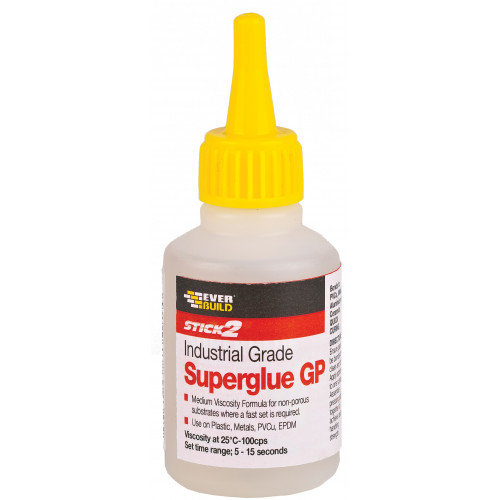INDUST SUPERGLUE GP 50GRM