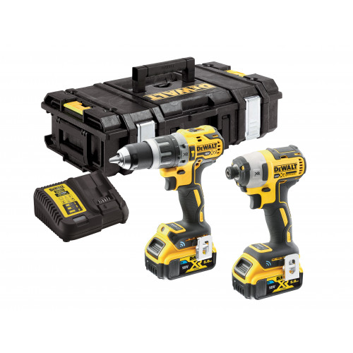 Brushless Tool Connect Twin Pack 18V 2 x 5.0Ah Li-ion