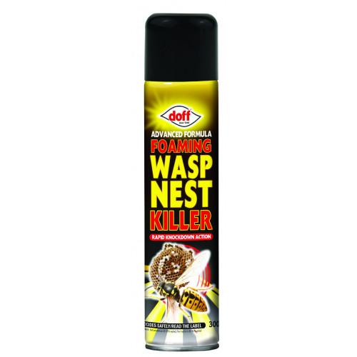Foaming Wasp Nest Killer 300ml