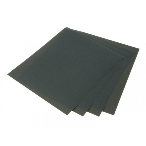 Faithfull Wet & Dry Paper Sheets 230 x 280 mm A800