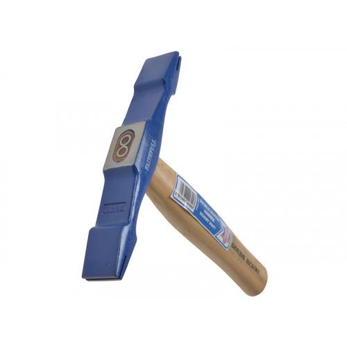 Faithfull Double Scutch Hammer Hickory Handle