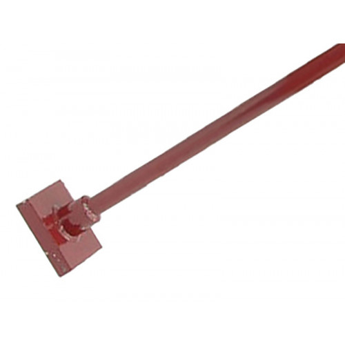 Faithfull Earth Rammer 4.5Kg (10Lb) With Metal Shaft