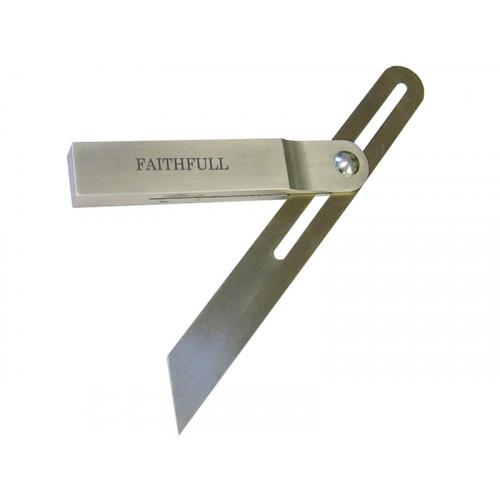 Aluminium Sliding Bevel Stainless Steel Blade 250mm (10in)