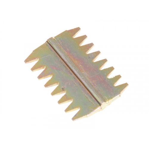 Faithfull Scutch Combs 38mm (Pack 5)