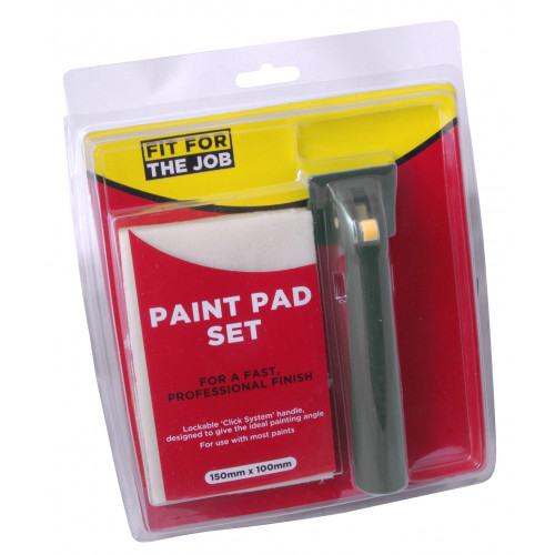 "Click System Paint Pad 6""  X 4"""
