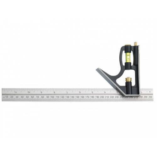 FB22ME Combination Square 300mm (12in)