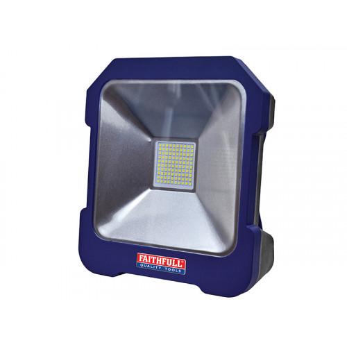LED Task Light with Power Take Off 20W 240V