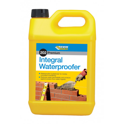 202 INTGRL WATERPROOFER 200L