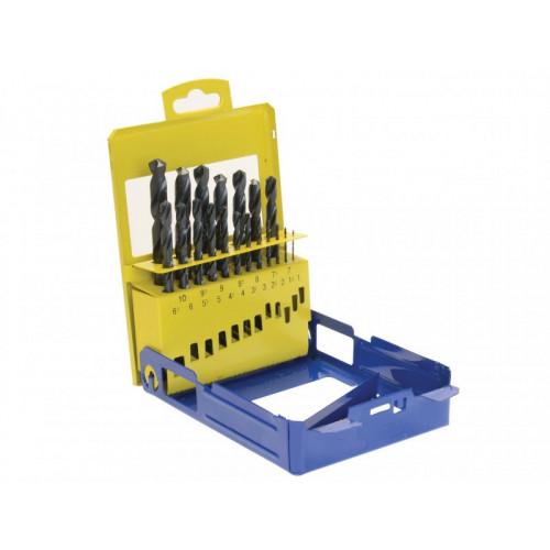 HSS Pro Drill Bit Set 19 Piece