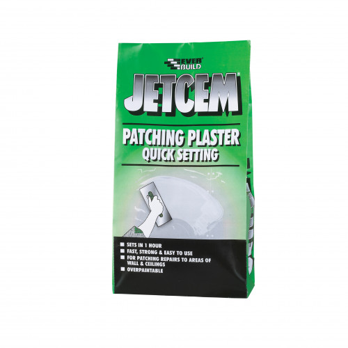 JETCEM QUICK SET PATCHING PLASTER 6KG