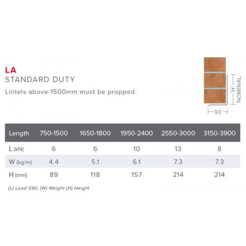 Lintel LA 1050mm