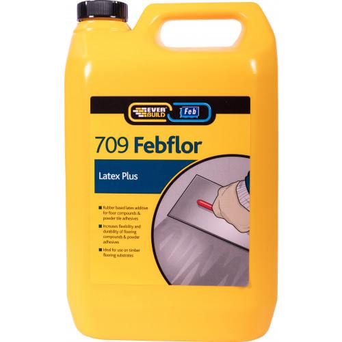 709 FLOOR FLEX PLUS LATEX 5L