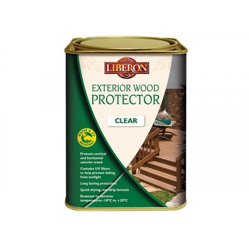 Liberon Exterior Wood Protector Clear 5 Litre