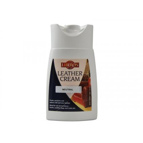 Liberon Leather Cream Neutral 150ml
