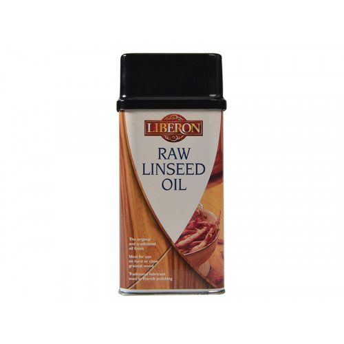 Liberon Raw Linseed Oil 500ml