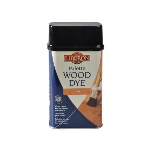 Liberon Palette Wood Dye Yew 500ml