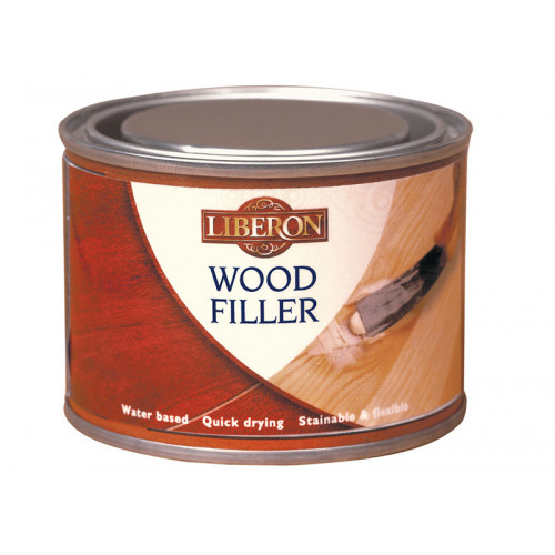 Liberon Wood Filler Neutral 125ml
