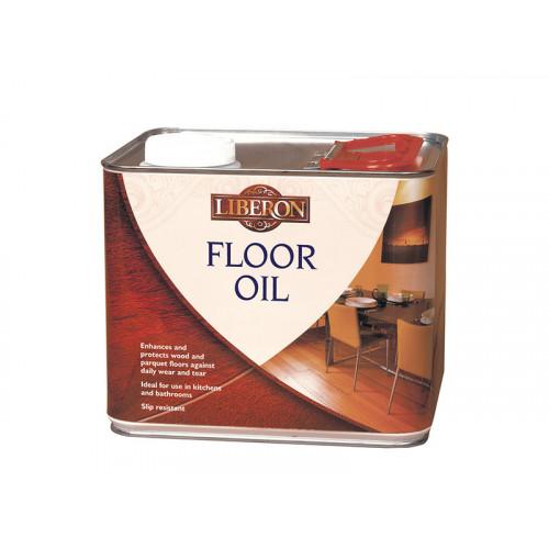 Liberon Wood Floor Oil 2.5 Litre