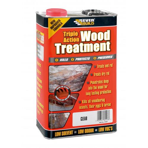 TRIPLE ACTION WOOD TREATMENT 1L