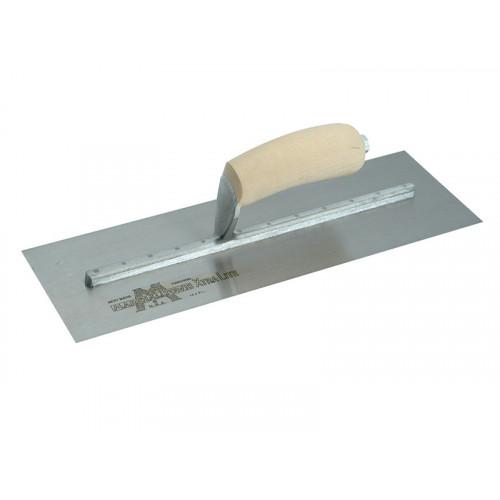 MXS64 Cement Trowel 14 x 4in Wooden Handle