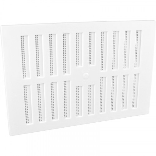 "ADJUSTABLE VENT 6"" x 3"" - 152 x 76mm WHITE"