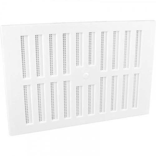 "ADJUSTABLE VENT 6"" x 3"" - 152 x 76mm WHITE"