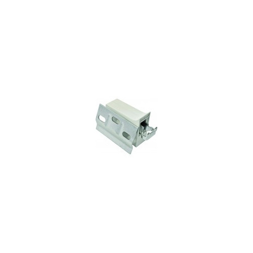 Nylon Cabinet Hanging Bracket With Mounting Plate
