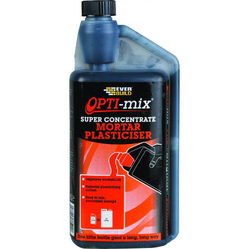 OPTI-MIX MORTAR PLASTICISER 1LTR