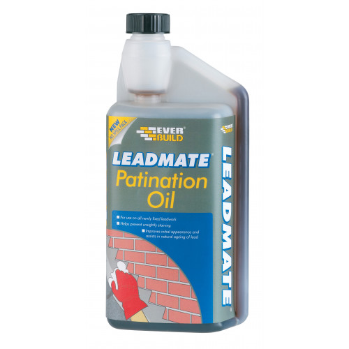 LEAD MATE PATINATION OIL 500ML
