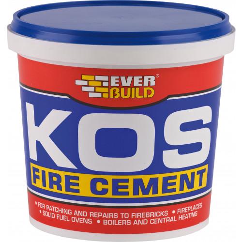 KOS BLACK FIRE CEMENT 2KG