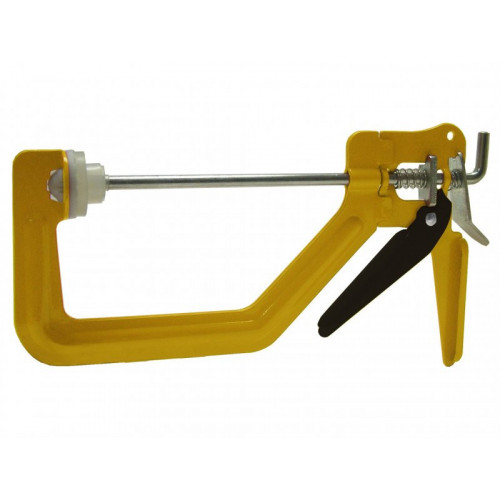 One Handed Turbo Clamp 15cm / 6in