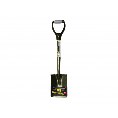 Micro Square Shovel With 27-Inch Handle