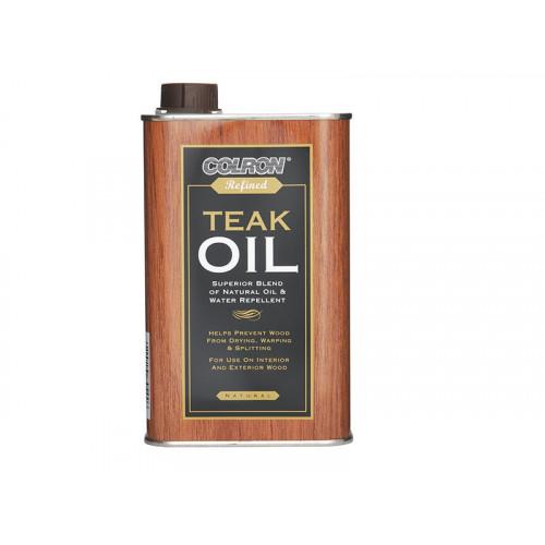 Ronseal Colron Refined Teak Oil 500ml