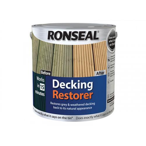 Ronseal Decking Restorer 2.5 Litre