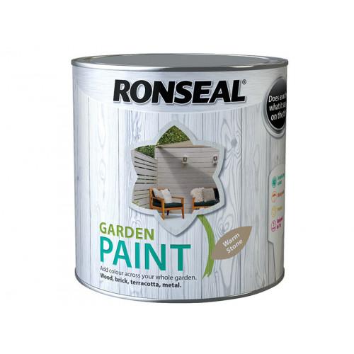 Ronseal Garden Paint Warm Stone 2.5 Litre