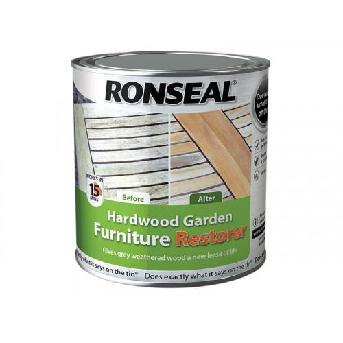 Ronseal Hardwood Garden Furniture Restorer 1 Litre