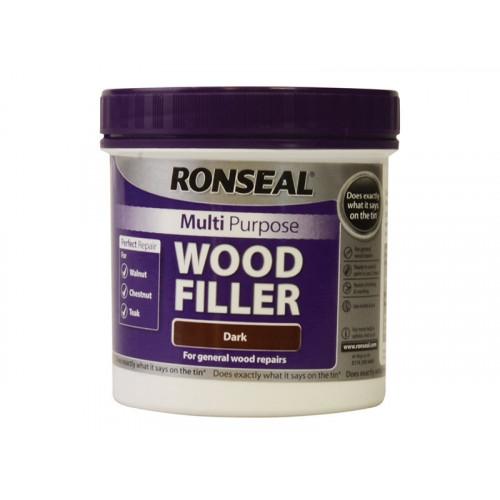 Ronseal Multi Purpose Wood Filler Dark 465g