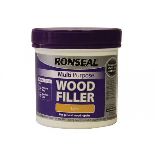 Ronseal Multi Purpose Wood Filler Light 465g