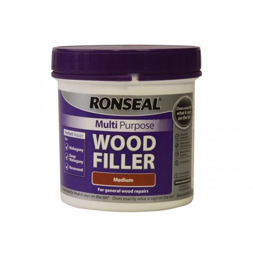 Ronseal Multi Purpose Wood Filler Medium  465g