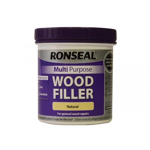 Ronseal Multi Purpose Wood Filler Natural 930g