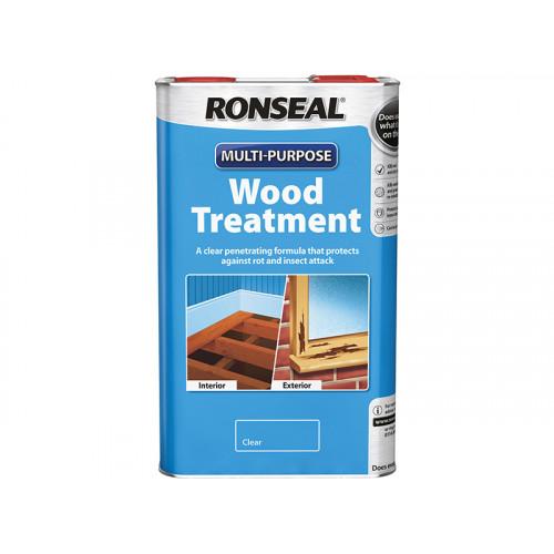 Ronseal Multi Purpose Wood Treatment 5 Litre