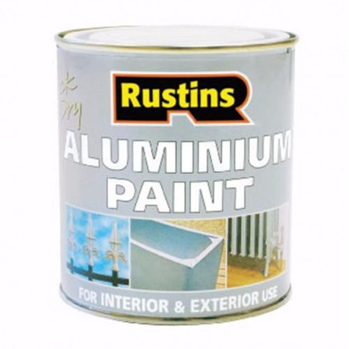 Rustins Aluminium Paint