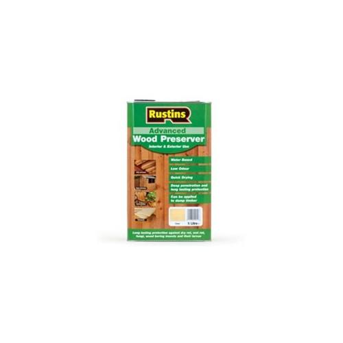 Rustins Advanced Wood Preserver