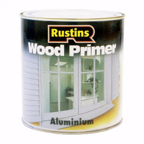 Rustins Aluminium Wood Primer