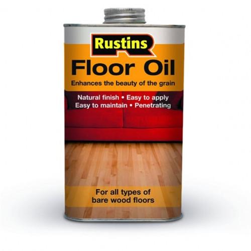 Rustins Floor Oil
